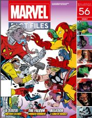 Marvel Fact Files #56 Eaglemoss Publications